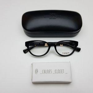 🕶️Coach HC6069 5002 Unisex Eyeglasses/ILS151🕶️